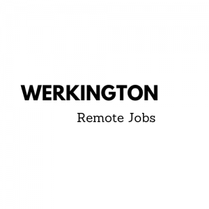 werkington remote jobs
