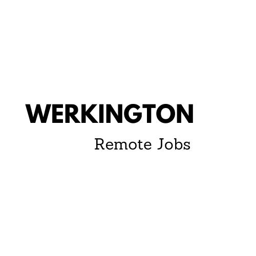werkington remote jobs